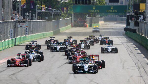 Итоги Гран-При Европы Формула-1 в Баку - Sputnik Азербайджан