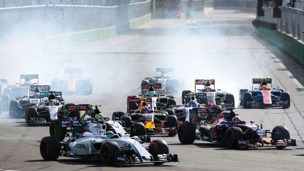 Гран-При Азербайджана Формулы 1 , фото из архива - Sputnik Азербайджан