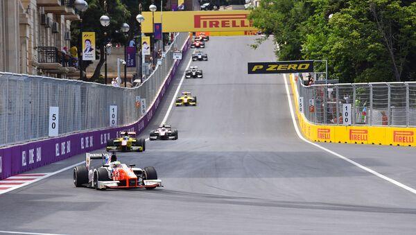 Итоги Гран-При Европы Формула-1 - Sputnik Azərbaycan