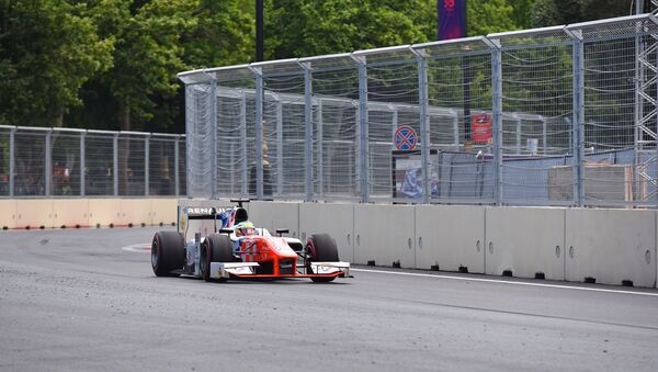 Итоги Гран-При Европы Формула-1 - Sputnik Азербайджан