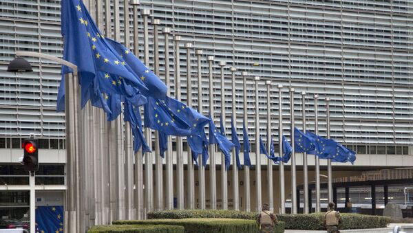 Штаб-квартира ЕС в Брюсселе - Sputnik Azərbaycan