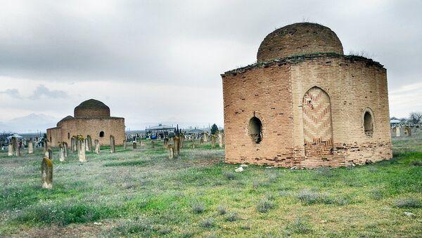 Rəhimli türbələr kompleksi - Sputnik Azərbaycan