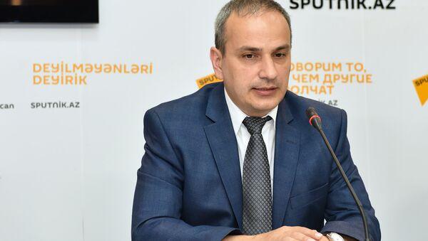 Самир Алиев, экономист - Sputnik Azərbaycan