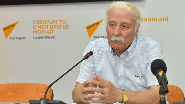 Тельман Зейналов, президент Национального центра экологического прогнозирования Азербайджана - Sputnik Азербайджан
