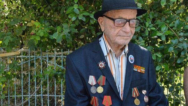 Veteran kəşfiyyatçı - Sputnik Azərbaycan