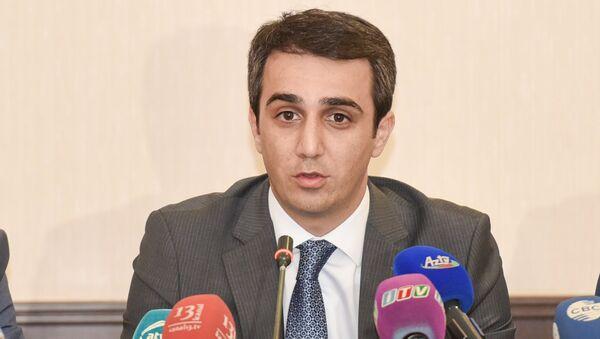 Vüsal Quliyev, Prezident Administrasiyası ictimai-siyasi məsələlər şöbəsinin sektor müdiri - Sputnik Azərbaycan