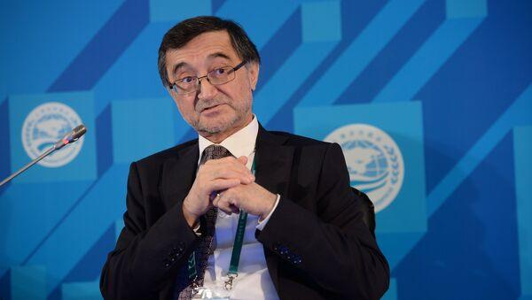 Спецпредставитель Президента Российской Федерации по делам Шанхайской организации сотрудничества (ШОС) Бахтиер Хакимов - Sputnik Азербайджан