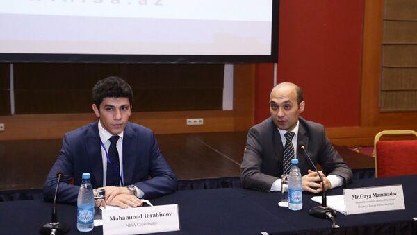 Летняя сессия Международной школы НАТО в Азербайджане (NISA) - Sputnik Азербайджан