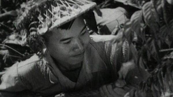Долгий путь к объединению Вьетнама. Кадры из архива - Sputnik Азербайджан