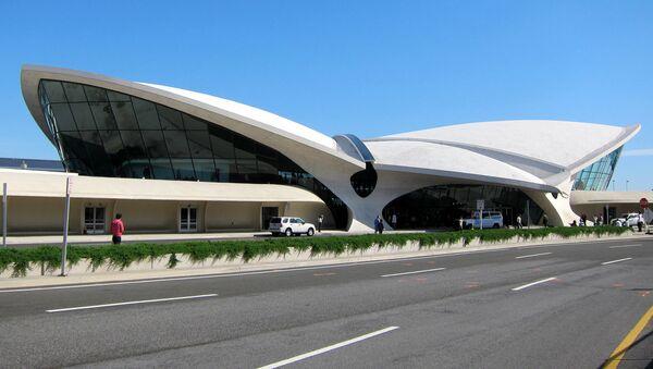 Международный аэропорт имени Джона Кеннеди - Sputnik Азербайджан