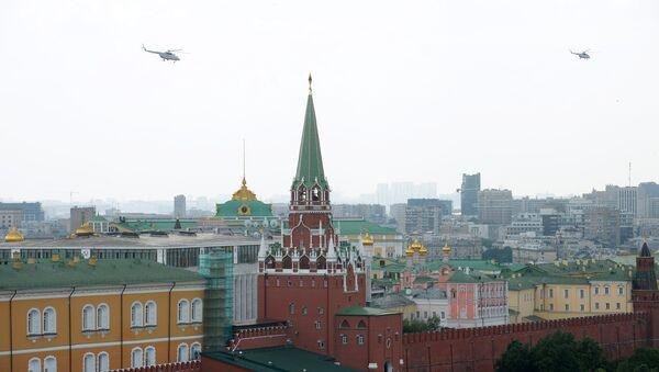 Виды Москвы - Sputnik Azərbaycan