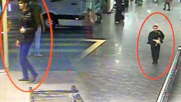 Определена личность одного из организаторов теракта в аэропорту Ататюрк - Sputnik Азербайджан