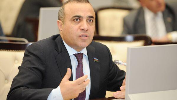 Депутат Азай Гулиев - Sputnik Азербайджан