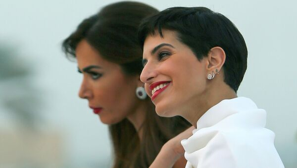 Дина Абдулазиз Аль-сауд принцесса Саудовской Аравии - Sputnik Азербайджан