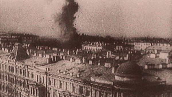 Оборона северной столицы: как выстоял Ленинград. Кадры из архива - Sputnik Азербайджан