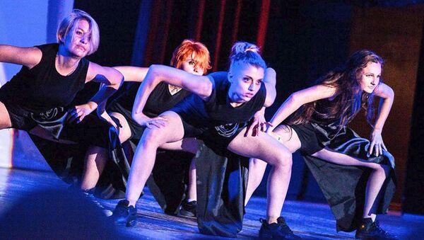 Фестиваль танцев в Баку. Архивное фото - Sputnik Азербайджан