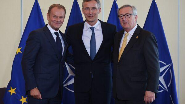 Саммит НАТО в Варшаве - Sputnik Азербайджан