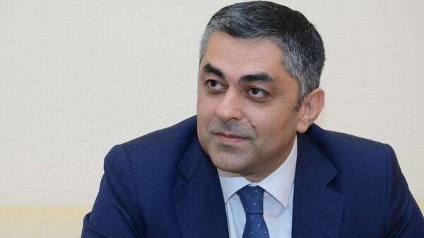 Министр связи и высоких технологий Рамин Гулузаде - Sputnik Азербайджан