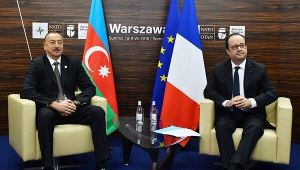 Встреча президентов Азербайджана и Армении - Sputnik Азербайджан
