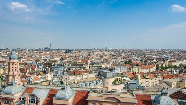 Вид на Вену. Архивное фото - Sputnik Азербайджан