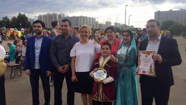 Azərbaycan Moskvada keçirilən Milli Mətbəx Festivalında təmsil olunub - Sputnik Azərbaycan