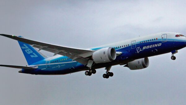 Boeing 787 Dreamliner - Sputnik Азербайджан