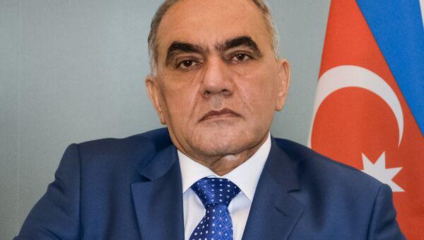 Явер Джамалов, министр оборонной промышленности Азербайджана - Sputnik Азербайджан