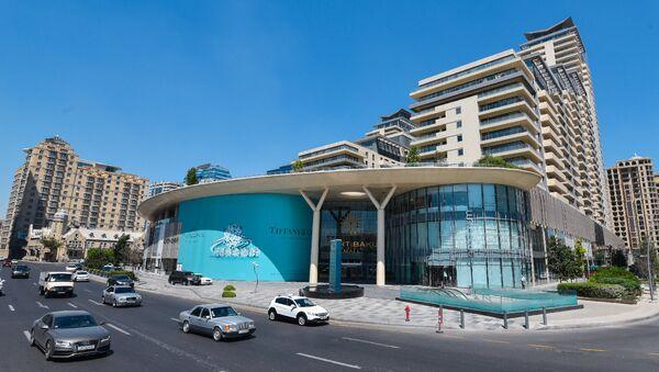 Проспект Нефтчиляр в Баку - Sputnik Azərbaycan