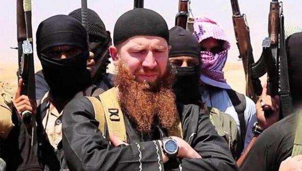 Один из главарей группировки ИГИЛ Тархан Батирашвили - Sputnik Азербайджан