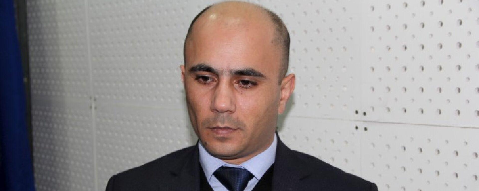 Эксперт-экономист Рашад Гасанов - Sputnik Азербайджан, 1920, 28.09.2021