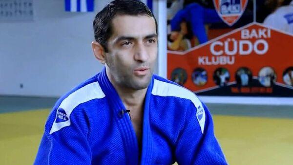 İdmançı Ramin İbrahimov - Sputnik Azərbaycan