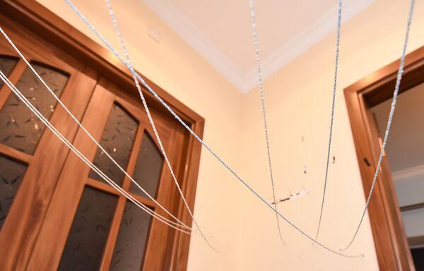 Выставка иранской художницы Неды Зарфсаз - Sputnik Азербайджан