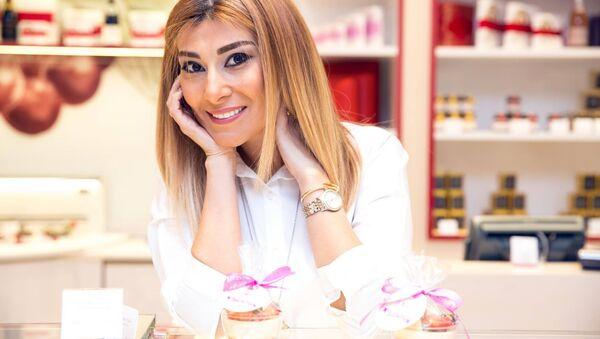 Наргиз Керимова, директор организации Счастливое будущее детей - Sputnik Азербайджан