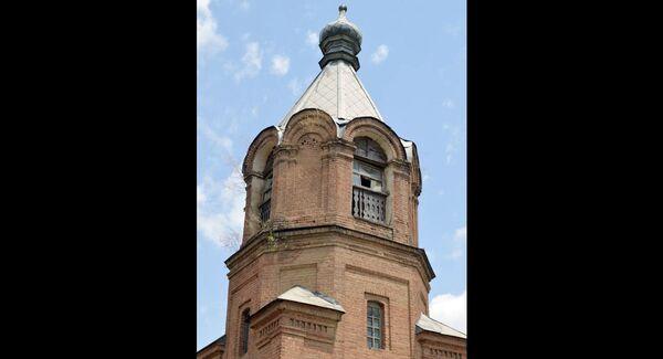 Эта церковь была построена в середине XIX века - Sputnik Азербайджан