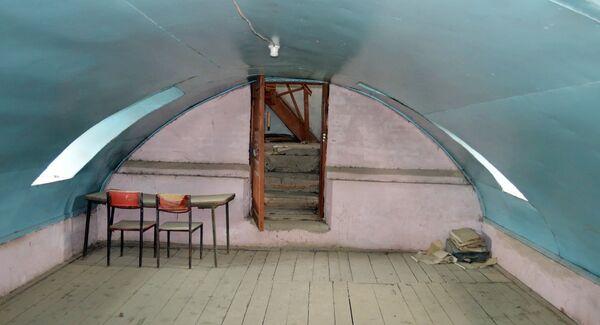 На первом этаже церкви располагается Гёйтепинская городская библиотека - Sputnik Азербайджан