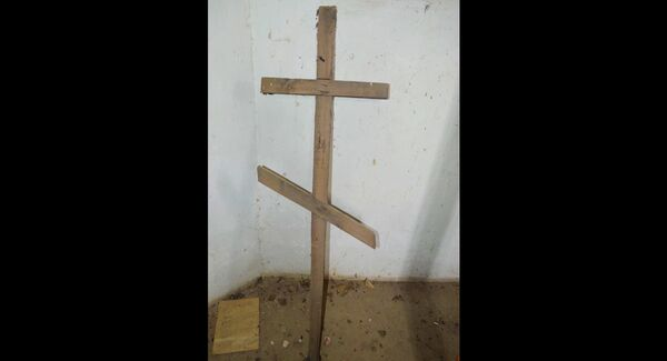 Православный крест - Sputnik Азербайджан