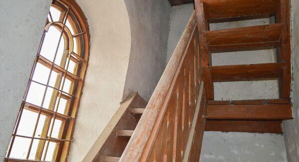 В местной церкви религиозные обряды уже не проводились и ее передали в ведение Министерства культуры и туризма АР - Sputnik Азербайджан