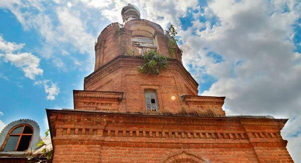 Церковь строили местные мастера - Sputnik Азербайджан