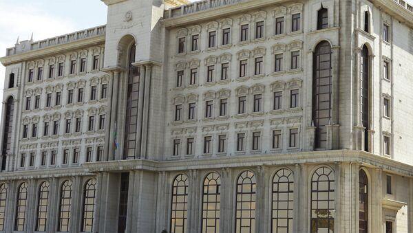 Dövlət Miqrasiya Xidmətinin binası - Sputnik Azərbaycan