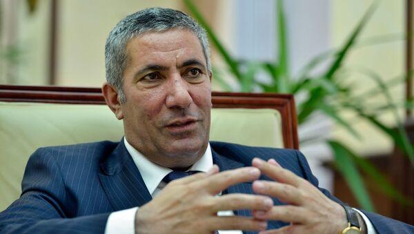 Депутат Сиявуш Новрузов - Sputnik Азербайджан
