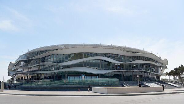 Национальная гимнастическая арена в Баку - Sputnik Азербайджан