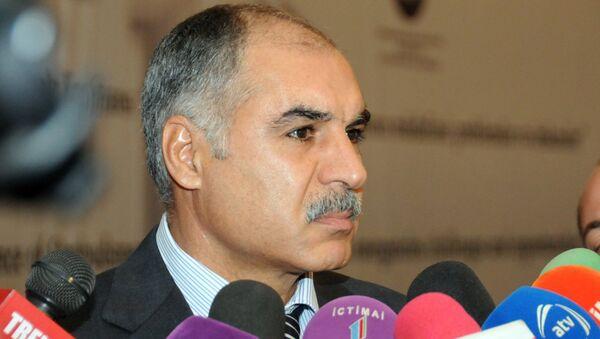 Военный прокурор Ханлар Велиев - Sputnik Азербайджан