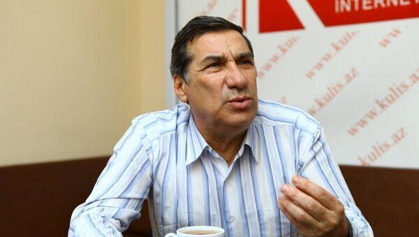 Xalq artisti Arif Quliyev - Sputnik Азербайджан