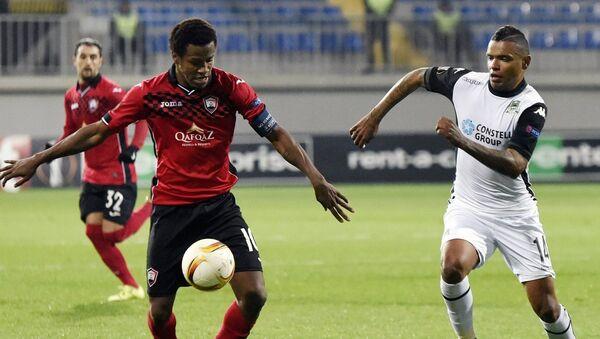 Габала сыграла ничью в матче Лиги Европы УЕФА с Лиллем - Sputnik Азербайджан