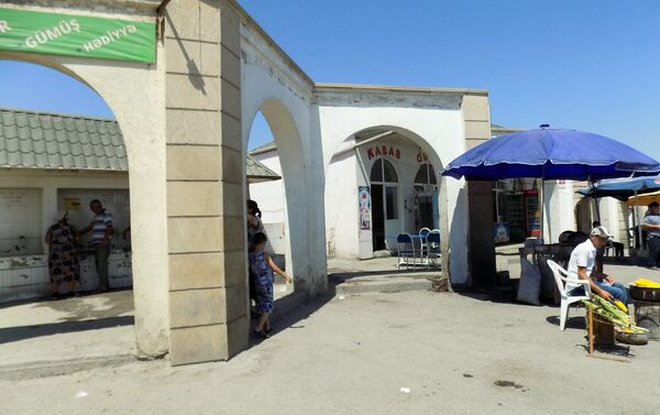 Сегодняшнее состояние священного места Бешбармаг - Sputnik Азербайджан