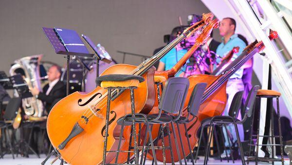 Открытие VIII Габалинского международного музыкального фестиваля - Sputnik Азербайджан