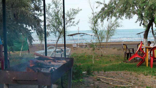 Набрань – отдых на берегу моря - Sputnik Азербайджан
