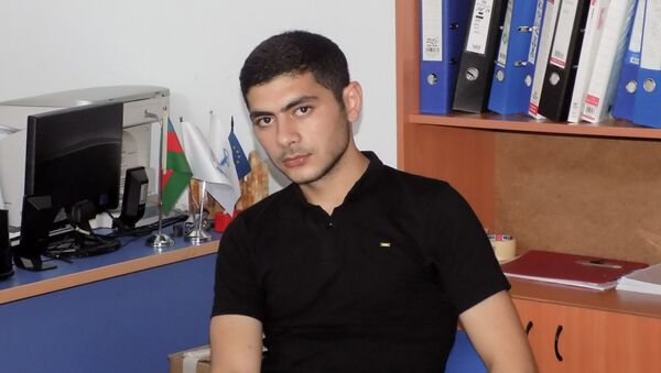 Эмин Алиев - Sputnik Азербайджан