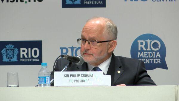 Глава МПК объявил об отстранении России от участия на Паралимпиаде-2016 - Sputnik Азербайджан