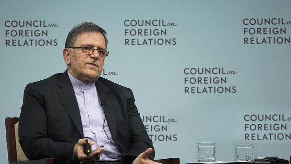 Глава Центробанка Ирана Валиуллах Сейф - Sputnik Азербайджан